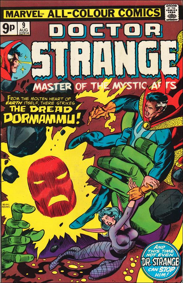 Doctor Strange (1974) 9-B by Marvel