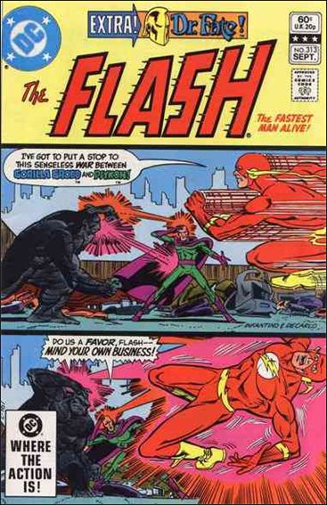 Flash (1959) 313-A by DC