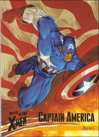 1996 Fleer Ultra X-Men: Wolverine (Base Set) 39-A by Fleer
