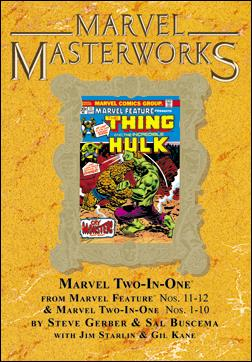 Marvel Masterworks: Marvel Two-in-One 1-B by Marvel