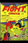 Fight Comics 6-A