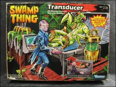 Swamp Thing (Vehicles and Playsets) Transducer by Kenner