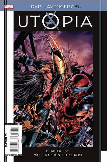 Dark Avengers (2009) 8-A by Marvel