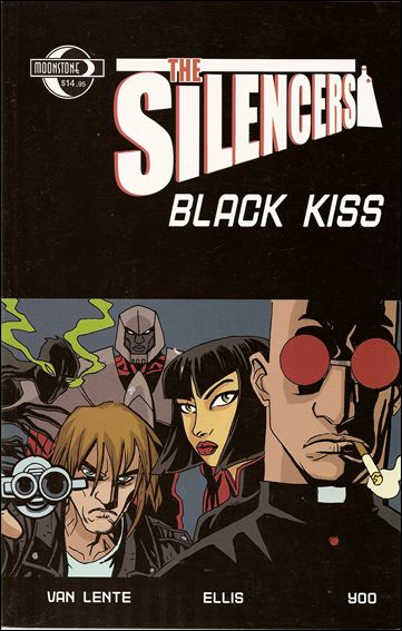Silencers: Black Kiss nn-A by Moonstone