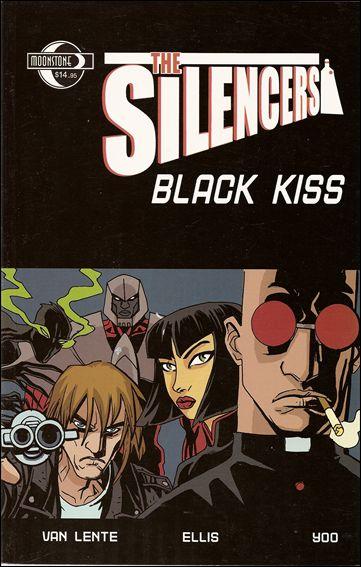 Silencers: Black Kiss nn-A by Moonstone