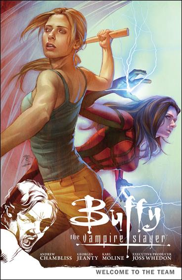 Buffy the Vampire Slayer Season 9 4-A by Dark Horse
