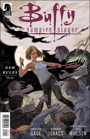 Buffy the Vampire Slayer Season 10 1-A by Dark Horse
