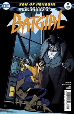 Batgirl (2016) 9-A