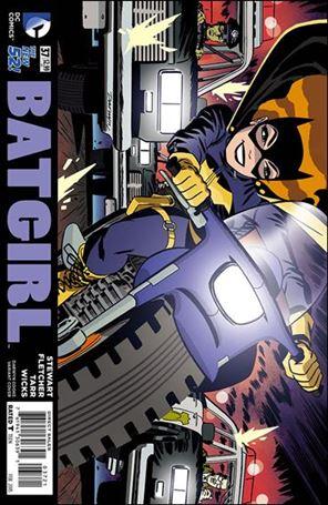 Batgirl (2011) 37-B