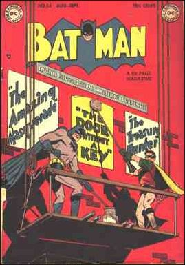 Batman (1940) 54-A by DC
