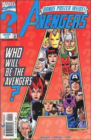 Avengers (1998) 4-A