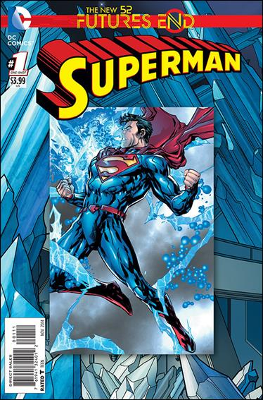 Superman: Futures End 1-A by DC