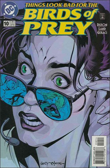 Birds of Prey (1999) 10-A by DC