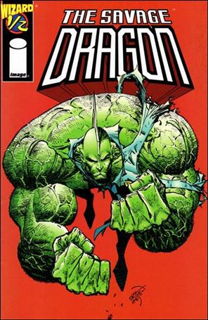 Savage Dragon (1993) 1/2-A