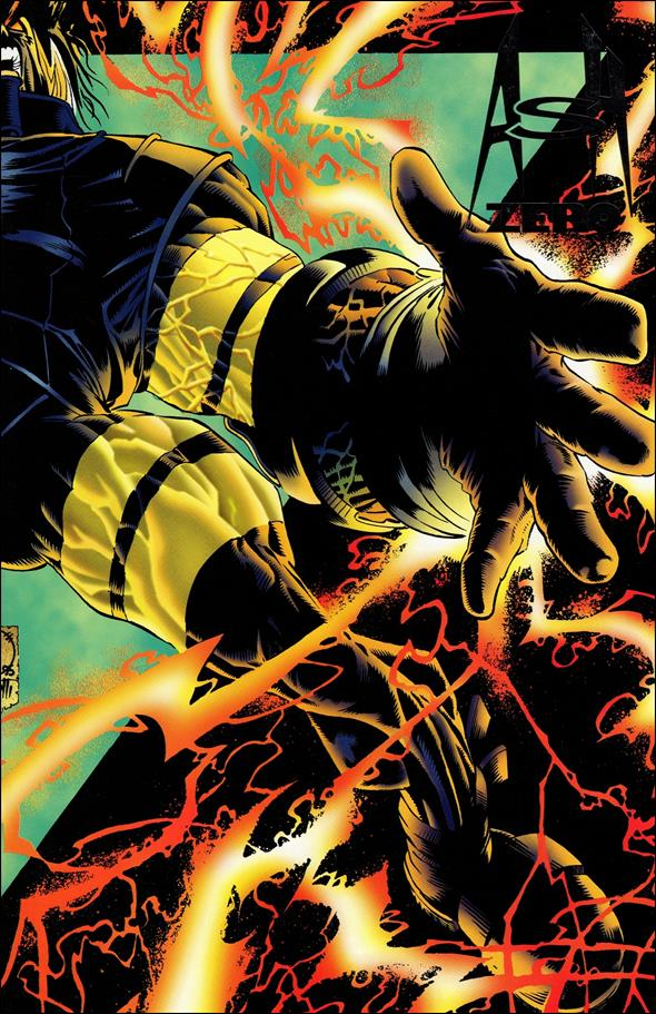 Ash Zero-A by Event Comics