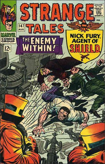 Strange Tales (1951) 147-A by Marvel