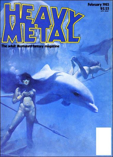 Heavy Metal 71-B by HM Communications