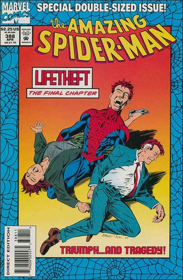 Amazing Spider-Man (1963) 388-A by Marvel