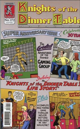 Knights of the Dinner Table (1997) 272-A