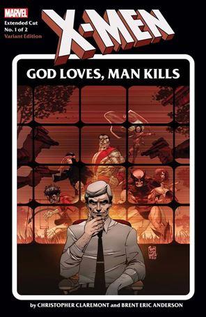 X-Men: God Loves, Man Kills Extended Edition 1-C