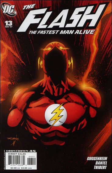 Flash: The Fastest Man Alive 13-A by DC