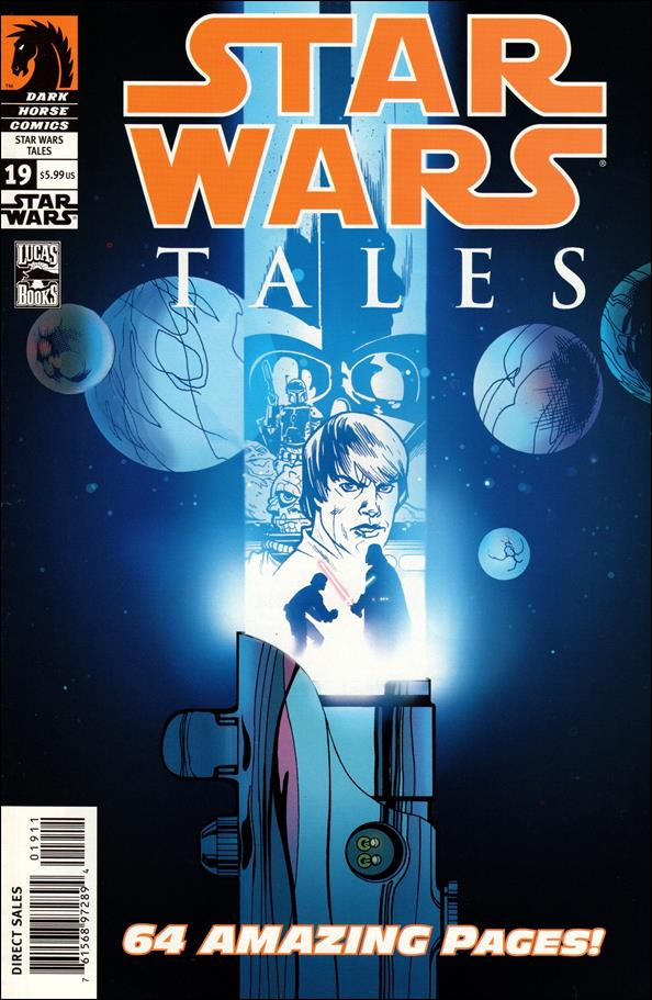 Star Wars Tales 19-A by Dark Horse