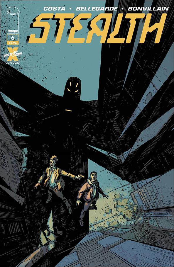 Stealth 6-A by Skybound Entertainment