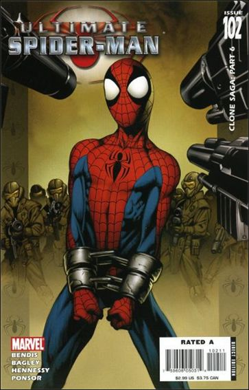 Ultimate Spider-Man (2000) 102-A by Marvel