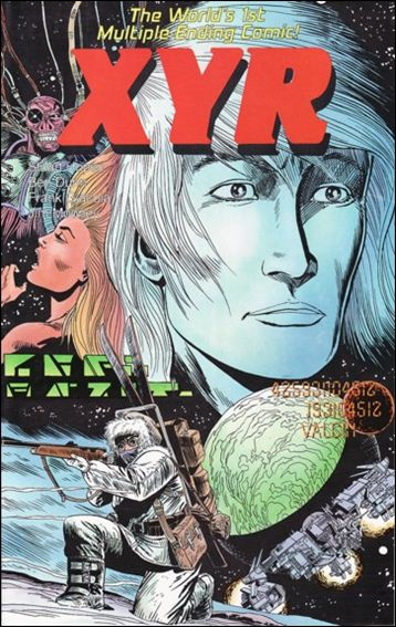 XYR 1-A by Eclipse