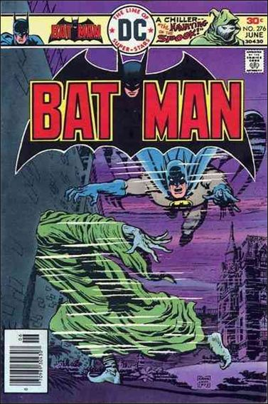 Batman (1940) 276-A by DC