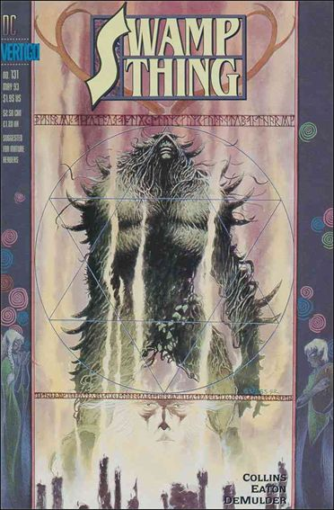 Swamp Thing (1986) 131-A by Vertigo