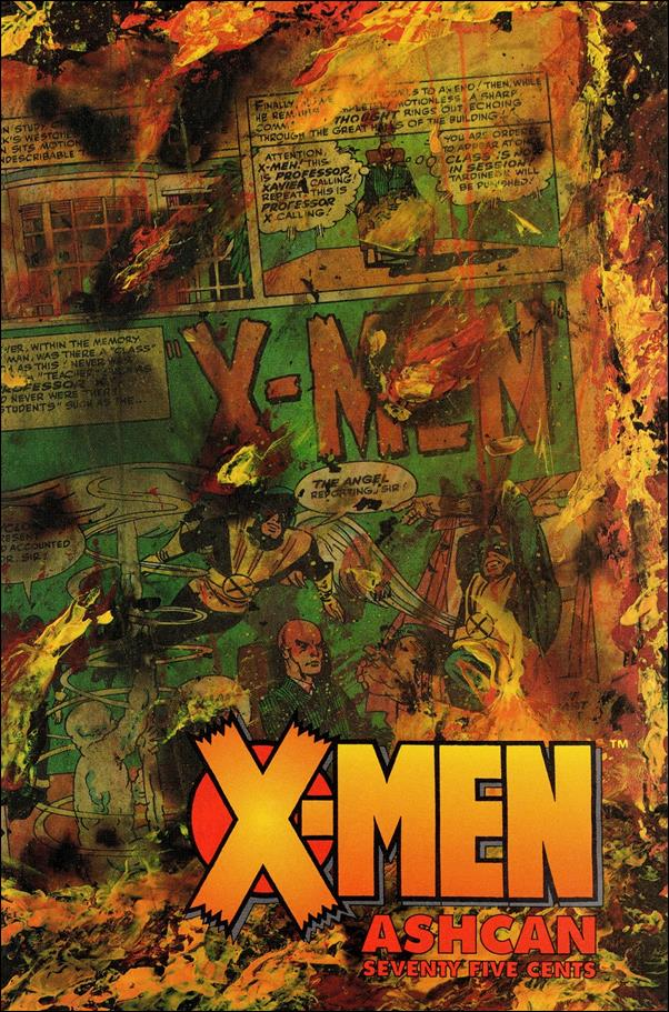 X-Men: Ashcan 1-A by Marvel