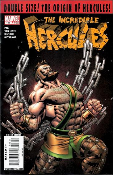 Incredible Hercules 126-A by Marvel