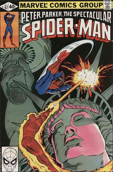 Spectacular Spider-Man (1976) 42-A by Marvel