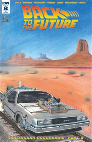 Back to the Future (2015) 8-C