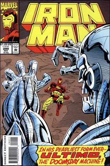 Iron Man (1968) 299-A by Marvel