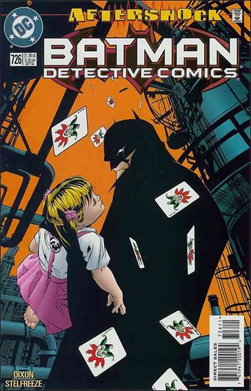 Detective Comics (1937) 726-A by DC