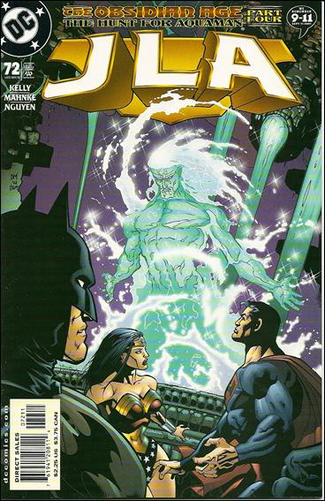 JLA 72-A by DC