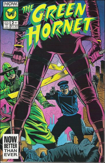 Green Hornet (1991) 2-A by Now Comics