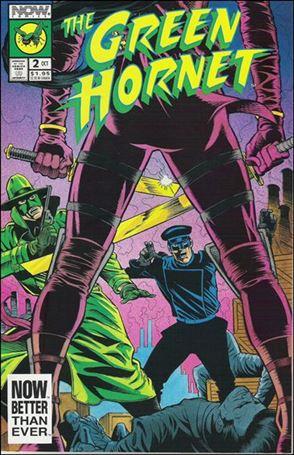 Green Hornet (1991) 2-A