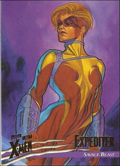 1996 Fleer Ultra X-Men: Wolverine (Base Set) 97-A by Fleer