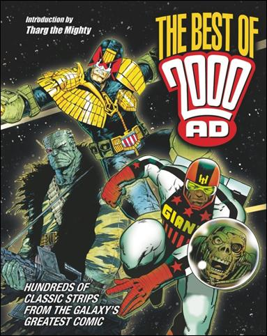 Best of 2000 AD nn-A by Prion Books