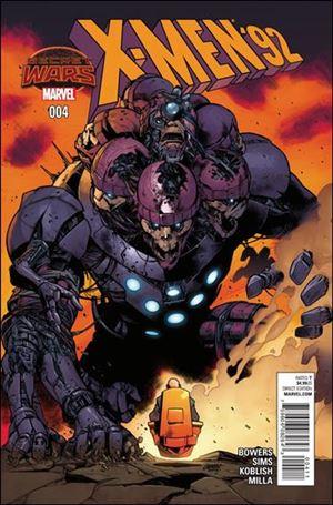 X-Men '92 4-A