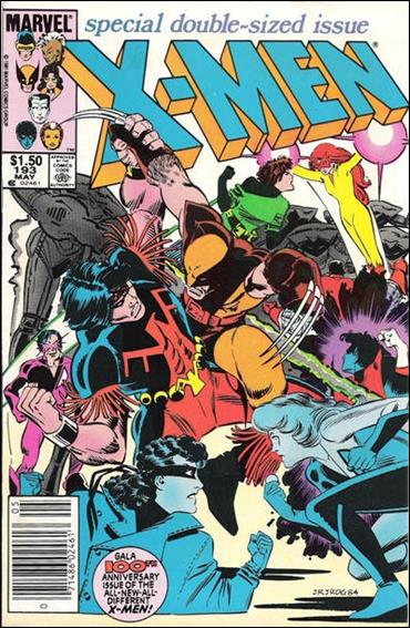 Uncanny X-Men (1981) 193-B by Marvel