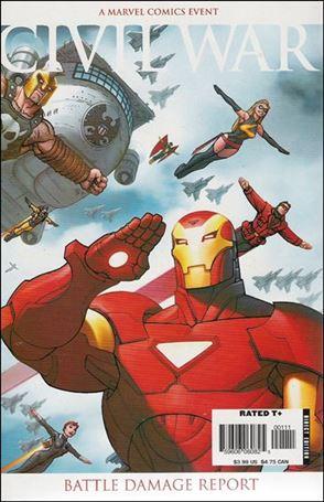 Civil War: Battle Damage Report 1-A