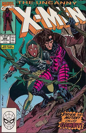 Uncanny X-Men (1981) 266-A by Marvel