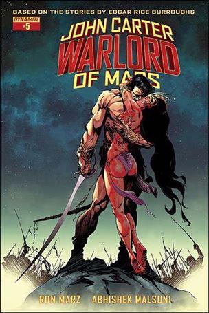 John Carter: Warlord of Mars (2014) 5-B