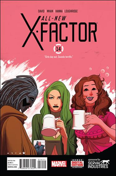 All-New X-Factor 14-A by Marvel