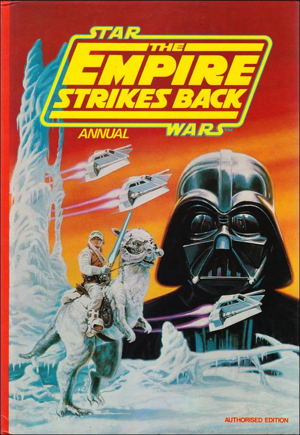 Star Wars: The Empire Strikes Back Annual (UK) nn-A by Marvel UK