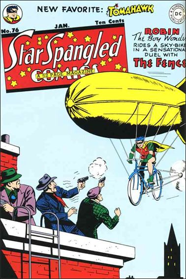 Star Spangled Comics (1941) 76-A by DC